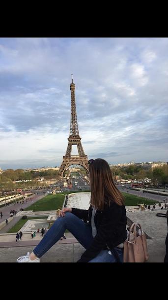 Diana Petrovan XG- Franta(Paris)